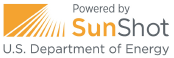 SunShot Solar Initiative