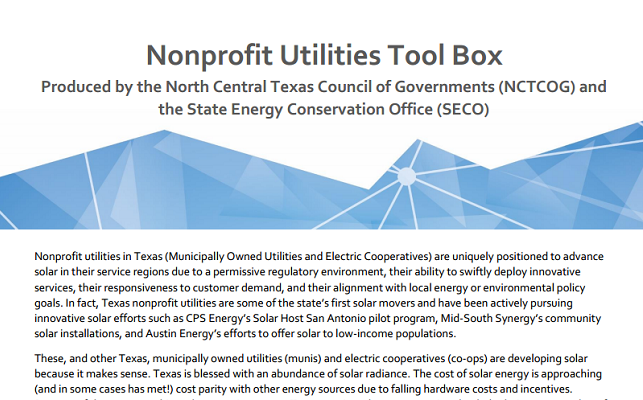 Nonprofit Utilities Toolbox